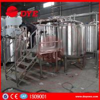 Best Custom Homebrew Equipment Beer Brewing Systems High Efficient wholesale