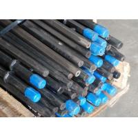 China Industrial Water Well Drill Rods , H25 Hollow Drill Steel For Underground Mining on sale