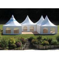Best Marquee Pagoda Canopy Tent With Anodized High Reinforced Aluminum Structure wholesale