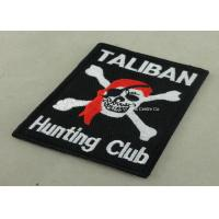 Buy cheap 100% Embroidery Patches And Uniform Lapel For Police Garment from wholesalers