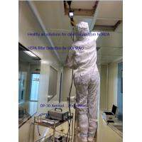 Buy cheap Aerosol Photometer as HEPA Filters and PAO/DOP used for HEPA Leak Detection and spectrometer from wholesalers