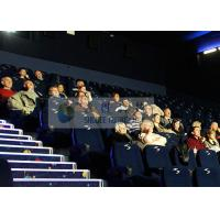 Best Large-scale 4D Movie Theater Computer Controlled With Mobile Seats wholesale