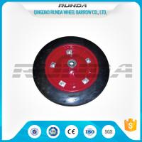 Best Smart Balance Trolley Rubber Wheels Steel Rim Ball Bearing 13x3 Inch Multi Color wholesale