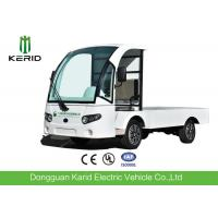 Best 72V AC Motor Electric Cargo Van Truck With Hydraulic Tail Lift , Loading Capacity 1.5 Ton wholesale