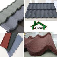 Best Waterproof Colour Coated Metal Roofing Sheets , Galvalume Steel Sheet SONCAP wholesale