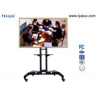 Quality LED portable touchscreen intelligent interactive electronic whiteboard 3840x2160 Resolution wholesale