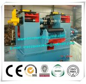80mm Calibrate H Beam Production Line Hydraulic Flange Straightening Machine
