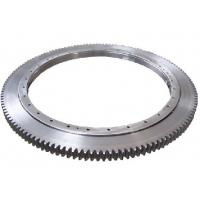 Best Single Row Slewing Ring Bearings Four Point Contact Ball For Lifting Machinery wholesale