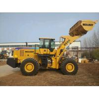 Best 6T 668D 668G Heavy Wheel Loader With Weichai WD10G210E22 Engine Fuel Tank 300L wholesale