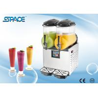 Best Commercial Frozen Granita Machine / Smoothie Slush Machine With Two Bowl wholesale
