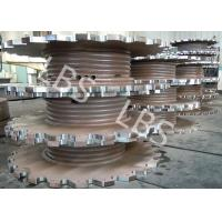 Best Steel Plate Rolling Integral Type Grooving Drum Of Crane Winch wholesale