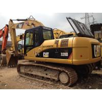 Buy cheap Supper nice Caterpillar 320D used excavator for sale, also for 320b, 320c from wholesalers