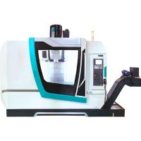 Best Mini Metal Milling Machine X / Y / Z Axis Travel 800 / 550 / 600 Mm With FANUC-0i MF wholesale