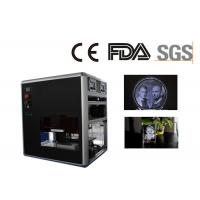 Best Professional 3D Glass Crystal  Laser Engraving Machine , Made in China wholesale