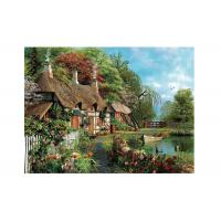 Best Idyllic Scenery 3D Lenticular Pictures Full Colour Printing For Hotel wholesale