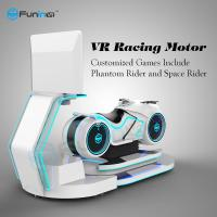 China Funny Virtual Reality Equipment / Full Motion Simulator CE Certification on sale