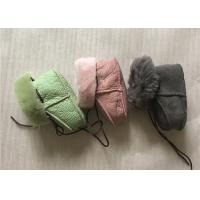 Best Genuine Sheepskin Baby Slippers wholesale