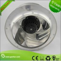 Best 355mm EC Centrifugal Fans with Backward Curved Impeller For Fresh Air System wholesale