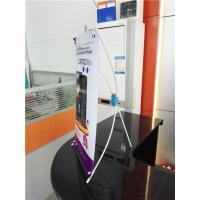 Cheap Mini Table X Style Banner Stand Digital Printing Desktop Advertising Display for sale