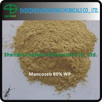 Best Mancozeb 90% TC 85% / 80% WP Fungicides for Plants 8018-01-7 wholesale