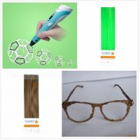 China Kids Smallest 3d Pen With Cool Ink / Multicolor Three Dimensional Printing Pen on sale