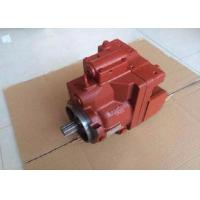 Best Doosan DH80 Excavator Hydraulic Piston Pump kawasaki K5VP2D36 Red Without Gear Pump wholesale