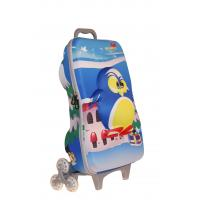 Best Funny Rolling Kids Trolley Luggage Suitcase EVA Case For Children wholesale