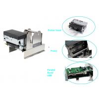Best 203 Dpi Resolution Thermal Kiosk Printer Module Fast Printing Black Mark Detection wholesale