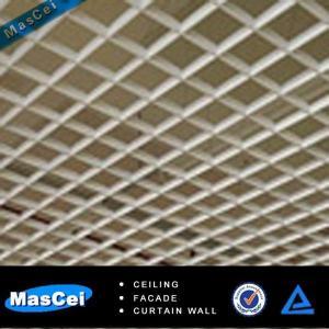 Best High quality of aluminum grid ceiling/aluminum open ceiling wholesale