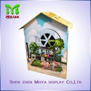 Cheap Meiya Eye-Catching Cmyk Printed Paper Craft House Decor Handmade Furniture for sale