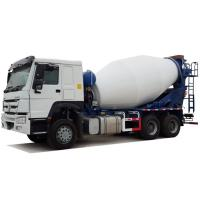 Best Heavy Duty HOWO Concrete Mixer Truck  6X4 10 Wheels 10cbm Concrete Mixer Drum 10M3 wholesale