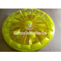 Best Durable Inflatable Lemon Slice Pool Float PVC Tarpaulin Certificated wholesale