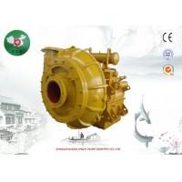 China Hydraulic Open / Closed Impeller Sand Slurry Pump For River WN Diesel Engine Driven on sale