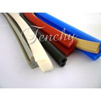 Best Waterproof Flexible Silicone Seal Strip Dust Resistant , Shore 60A To 90A wholesale