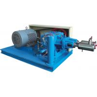 Best Custmozied Color 25-100mpa Ultra High Pressure LNG Cryogenic Liquid Pump Industrial Gas Equipment wholesale