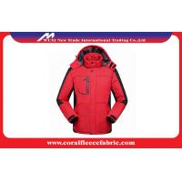Best Windproof Womens / Mens Outdoor Jackets And Coats Climbing Outdoor Clothing wholesale