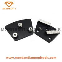 Best Sase Trapezoid Double Bars Grinding Bits Blades with Screws wholesale