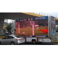 Buy cheap Outdoor street road Advertising Sign screen p10 p8 p6 / Led Shop Fascia p10 Advertising truck led display screen from wholesalers