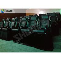 Best Professional 5d Cinema Equipment Luxury Motion Simulator Chair 5D Ride Cinema wholesale