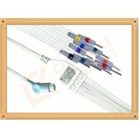 Buy cheap Philips HP Ecg Patient Cable 10 Lead Wires Needle AHA Philips Ecg Cables from wholesalers