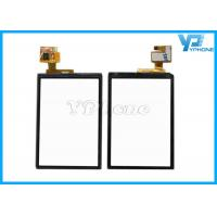 Best 3.2 Inch HTC Cell Phone Capacitive Digitizer With Glass Material wholesale