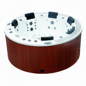 Best Outdoor Hot Tub/Bathtub/Spa in Round Shape wholesale