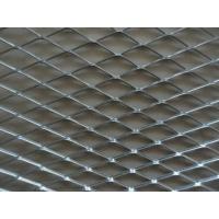 Best Iron Board Expanded Steel Mesh Sheets , ISO9001 Expanded Steel Grating wholesale