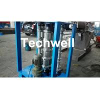 Best Steel Coil Sheet Metal Bending Machine For Curved Arch Roofing Sheet ,  Auto Crimping Curved Machine wholesale