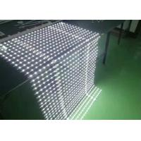 Best 6000 - 7000K Light Diffuse Reflection Light Strip Less Bright 0.2W Per Bulb For Sign Box wholesale