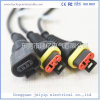 Best Bus Internal 16 Pin Terminal Cable , Vehicle Interior Automobile Anti Plug-In Cable wholesale