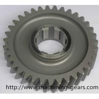 Quality High Speed Stainless Steel Spur Gears Machining Parts Transmission Planetary Gear wholesale