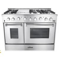 Best Commercial Restaurant Convection Gas Electric Oven  , Double Oven Gas Cookers wholesale