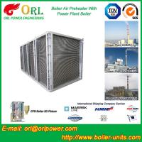 Best Vertical Electric Boiler Air Preheater In Steam Power Plant Tubular Type wholesale