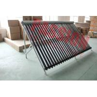 Best 30 tubes 24mm condenser ETC High Pressure Heat Pipe Solar Collector wholesale